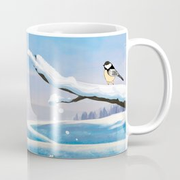 First Snow Coffee Mug
