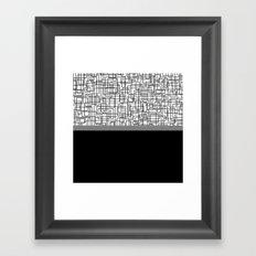 pola v.3 Framed Art Print