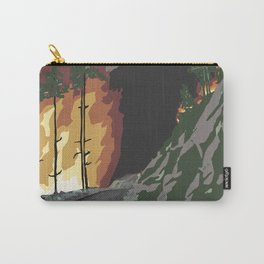 National Parks 2050: Great Smoky Carry-All Pouch