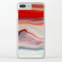 ®e†∂ Clear iPhone Case
