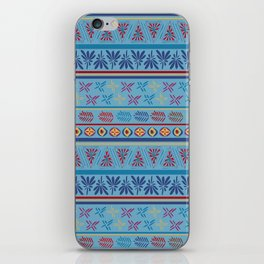 Bohemian Girl iPhone Skin