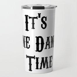 Funny Line Dancing Travel Mug