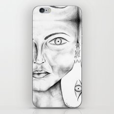 Nature of Humanity iPhone & iPod Skin