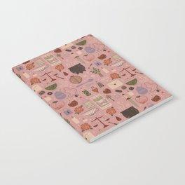Love Potion Notebook