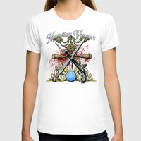 monster hunter T-shirts featuring Monster Hunter II by Egregore Design