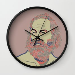 Walt Whitman Wall Clock
