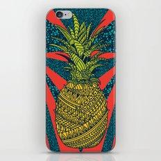 Pineapple wrap  color  iPhone & iPod Skin
