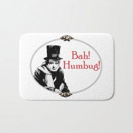 Bah! Humbug! Bath Mat