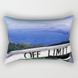 OFF LIMIT (Philippines) Rectangular Pillow