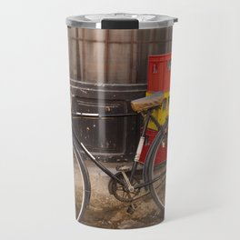 Worn Bicycle Travel Mug