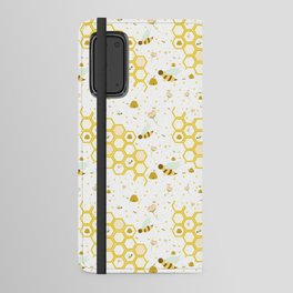 Honey Bees Android Wallet Case
