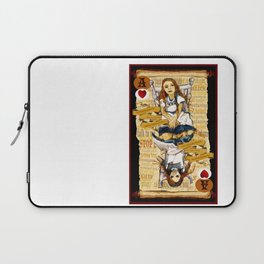 'Alice' (Alice in Steampunk Series) Laptop Sleeve