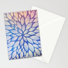 Petal Burst #17 Stationery Cards