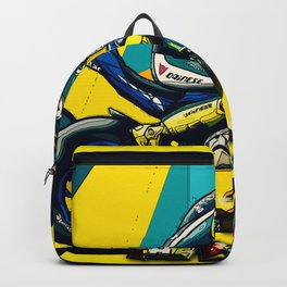 moto gp Backpack