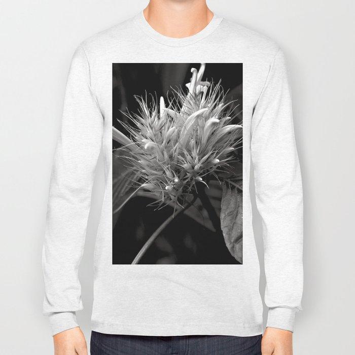 Bizzarre Flower Charm Long Sleeve T-shirt