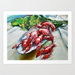 Still life # 28 Art Print