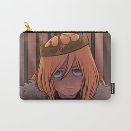 Bow to Your Queen Carry-All Pouch