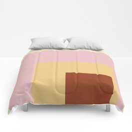 Color Ensemble No. 2 Comforters