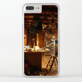 Kitchen Clear iPhone Case