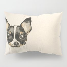 Chihuahua - the tiny dog Pillow Sham