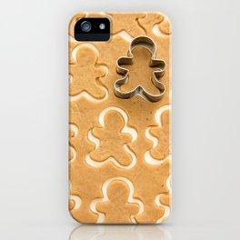 Gingerbread Cookies iPhone Case