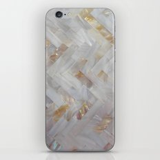 The Shell Secret iPhone Skin