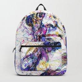 GUSTAV MAHLER portrait.5 Backpack