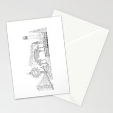 San Francisco by the Downtown Doodler Stationery Cards