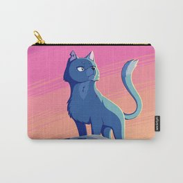 A Blue Leader Carry-All Pouch