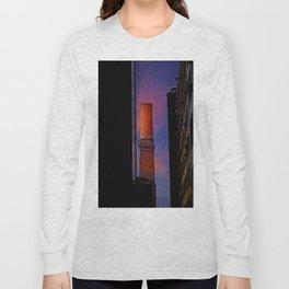 New York Sunset 10 Long Sleeve T-shirt