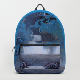 Magic Waterfalls Backpack