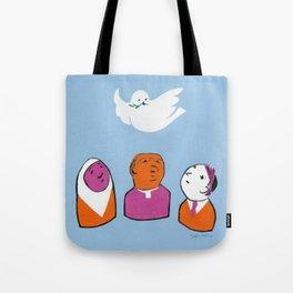 Abrahamic Peace Tote Bag