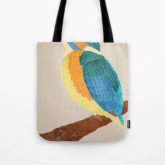 KingFisher Tote Bag