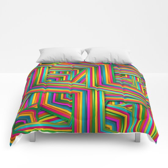 Therapist Pattern Comforters