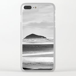 Travels Clear iPhone Case