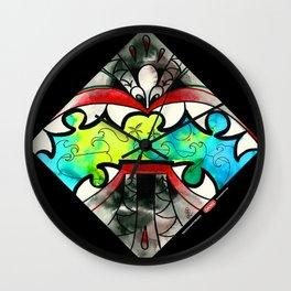 TikiMouf Wall Clock