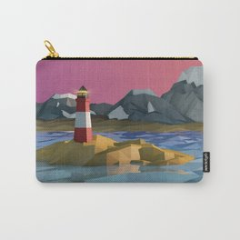The lighthouse at the end of the world, Ushuaia, Argentina. Carry-All Pouch