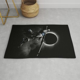 The Abyss Knight Rug