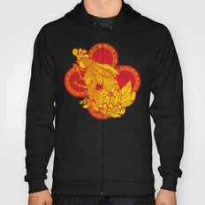 Rooter Red Hoody