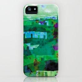 Despues de La Lluvia iPhone Case