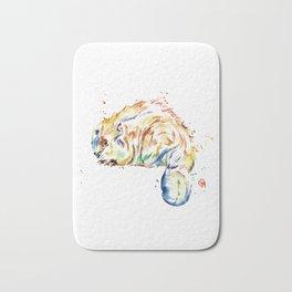 Beaver - Oh Canada Bath Mat