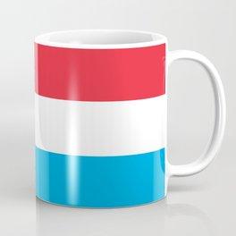 Flag: Luxembourg Coffee Mug