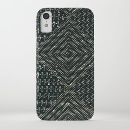 Black Assuit iPhone Case