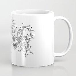 Bollocks Adult Coloring Design Coffee Mug