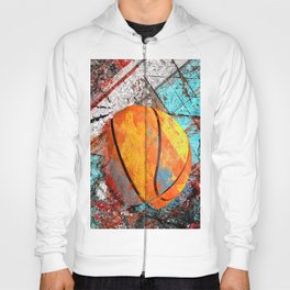 Basketball artwork swoosh 57 : basketball artist takumipark Hoody