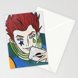 Hisoka Morow (Hunter X Hunter) Stationery Cards
