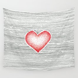 I love you this much Wall Tapestry