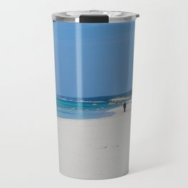 Son Bou, Menorca Travel Mug