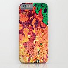 It's a Rusty Rusty World Slim Case iPhone 6s