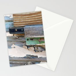 Different colored wood Stationery Cards